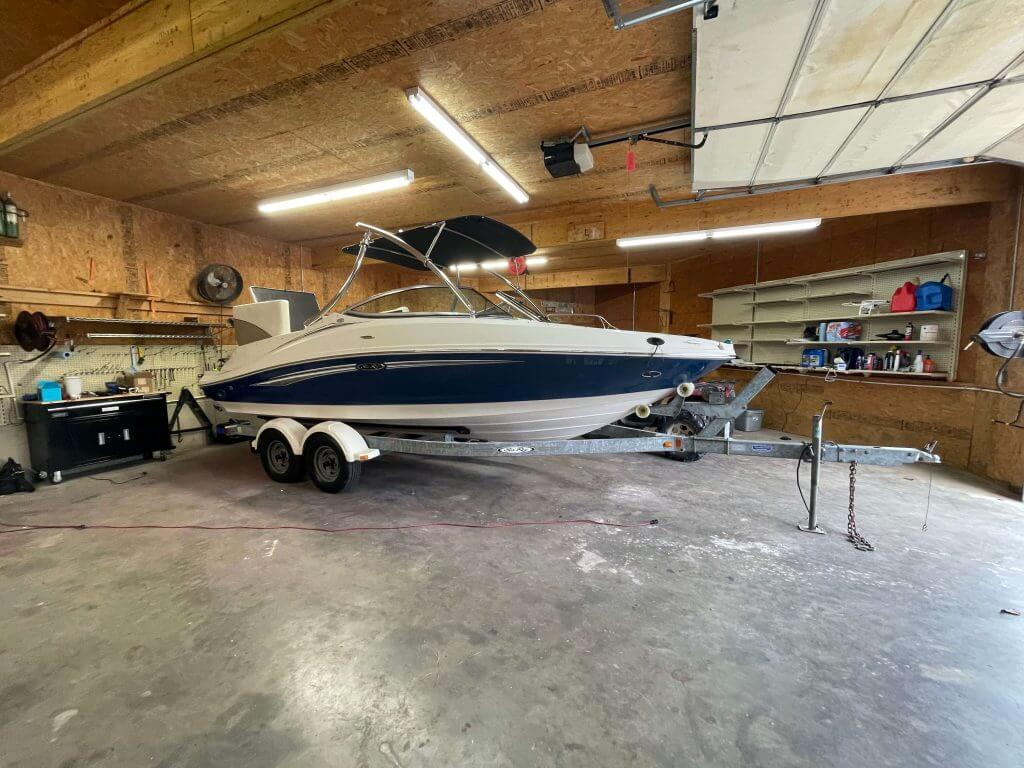 2007 Sea Ray 210 Select