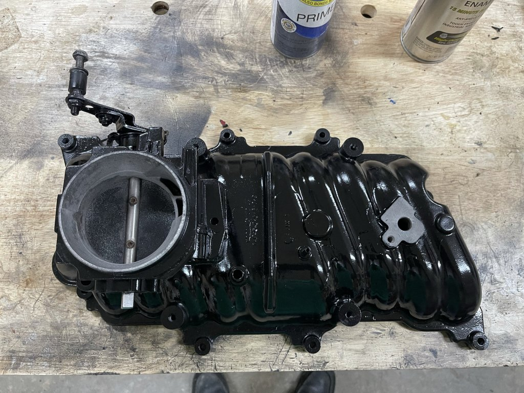 Upper Intake Reconditioned