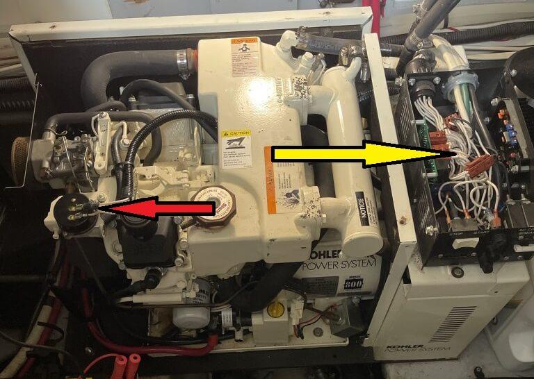 Kohler 7.3E Generator-2